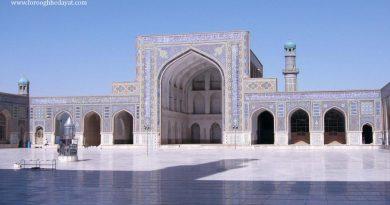 دعاي دخول و خروج مسجد