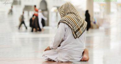 نمازگزار بايد مانع عبور ديگران از جلويش شود